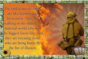 Fireman quote