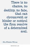 Firm Resolve quote #2