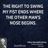 Fist quote #2
