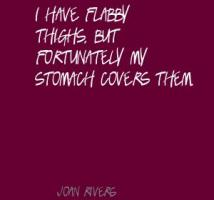 Flabby quote #1