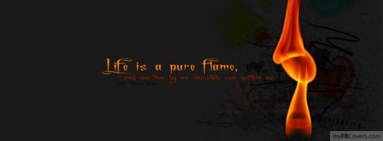 Flame quote