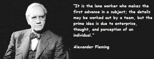Fleming quote #2