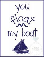 Float quote #1