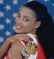Florence Griffith Joyner profile photo