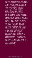 Football Team quote #2