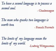 Foreign Languages quote #2