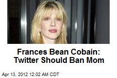 Frances Bean Cobain's quote