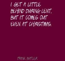 Frank Butler's quote