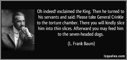 Frank King's quote #1