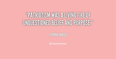 Frank Knox's quote #3