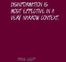 Frank Snepp's quote #1