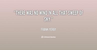 Frank Yerby's quote
