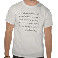 Frederic Chopin's quote