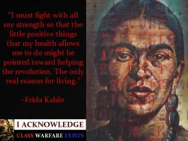Frida Kahlo's quote