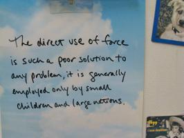 Fridge quote #2