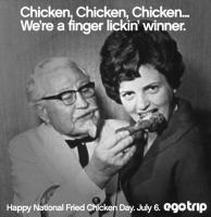 Fried Chicken quote #2