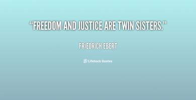 Friedrich Ebert's quote