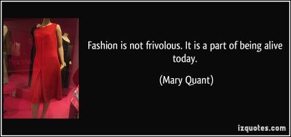 Frivolous quote #1