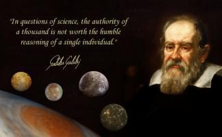 Galileo quote #1