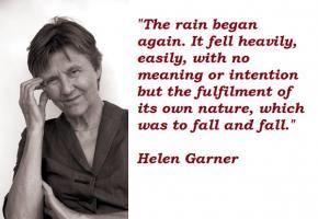 Garner quote #1