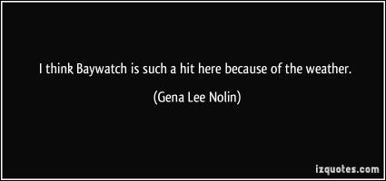 Gena Lee Nolin's quote #3