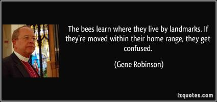 Gene Robinson's quote