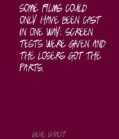 Gene Shalit's quote #1