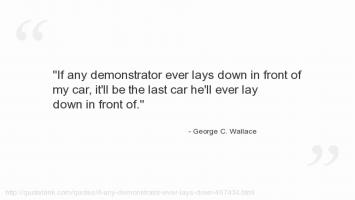 George C. Wallace's quote #5