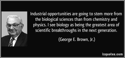 George E. Brown, Jr.'s quote #2