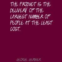 George Gerbner's quote