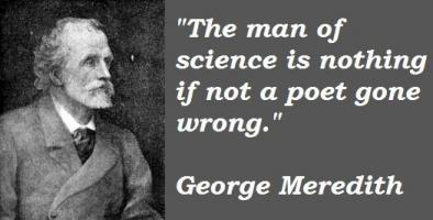 George Meredith's quote