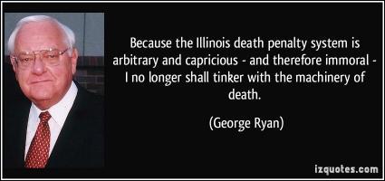 George Ryan's quote