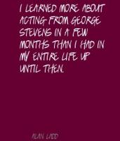 George Stevens's quote #2