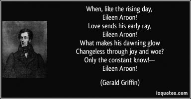 Gerald Griffin's quote #1