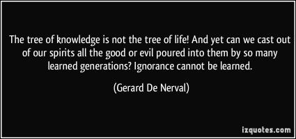 Gerard De Nerval's quote