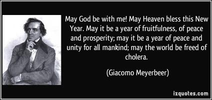 Giacomo Meyerbeer's quote