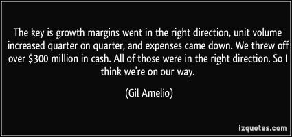 Gil Amelio's quote #1