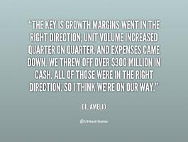 Gil Amelio's quote