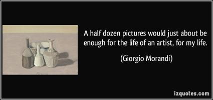 Giorgio Morandi's quote #3