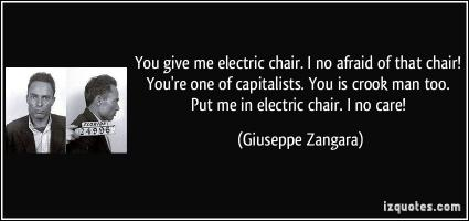 Giuseppe Zangara's quote #1