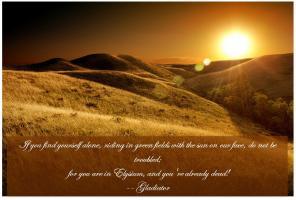 Gladiator quote #1