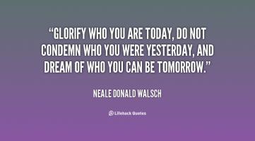 Glorify quote #1