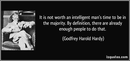 Godfrey Harold Hardy's quote #2