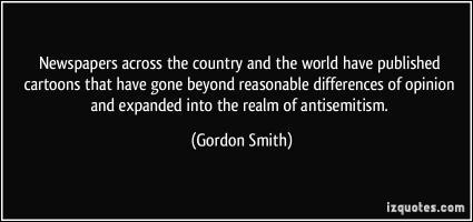 Gordon Smith's quote