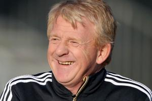Gordon Strachan profile photo