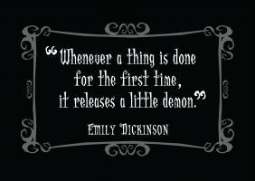Gothic quote #3