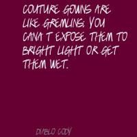 Gowns quote