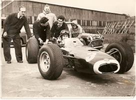 Graham Hill's quote