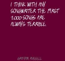 Graham Russell's quote #6