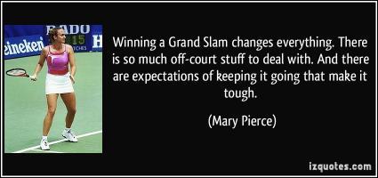 Grand Slam quote #2